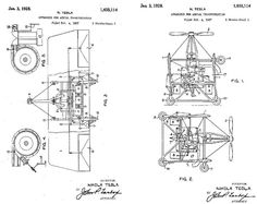 Tesla's Patents and Inventions