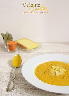 Avec ce temps on ne peut plus capricieux, rien de tel qu'une bonne soupe pourbien finir la journée. Je vous propose aujourd'hui un mélange que je viens de
