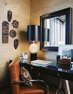 grasscloth   ron marvin : living room? master?