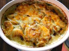 Scalloped Potatoes au Gratin from CookingChannelTV.com