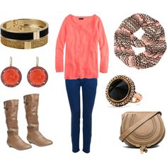 """ready for fall"" by kap-1105 on Polyvore"