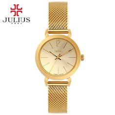 Watches Creative Rose Gold Watch Women Watches Geneva Famous Brands Rhinestone Ladies Dress Quartz Mesh Stainless Steel Strap Wristwatch Clock F8 Traveling