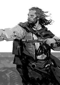 ArtStation - Whole bunch of sketches v.04, Borislav Mitkov