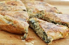 Kuva i piše: Ana Ćubela U poslednje vreme mi se često . Gourmet Recipes, Vegan Recipes, Cooking Recipes, Burek Recipe, Egg Recipes For Breakfast, Croatian Recipes, Best Food Ever, Pinterest Recipes, Food Print