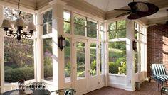 screen porches | Screened In Porches | Screened In Pporch Ideas | Screened Porch Design
