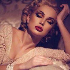 Beautiful Make Up   ❤Make Up❤ PatriciaSoaresB on We Heart It