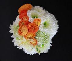 bridal bouquet for A+J wedding 2012