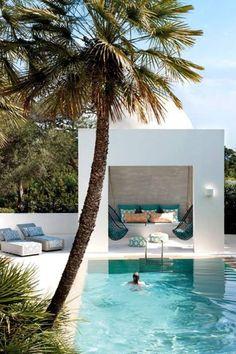 Pool für Zwei