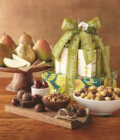 19 best great thank you gifts images on pinterest gift basket shop all occasion gift baskets flowers gourmet snacks at harry david negle Gallery