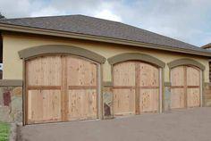 Garage Doors | Luxury Wood Garage Doors | Overhead Doors ...