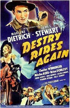 Destry Rides Again ~ 1939