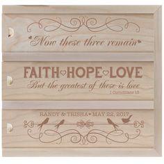 Faith, Hope, and Love (Triple Slot)