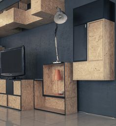 OSB plywood meeting rooms - Google Search