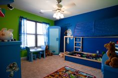 Jacobs Toy Story Toddler Room