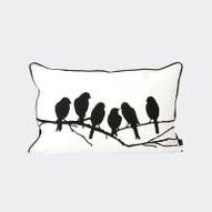 Lovebirds Cushion Ferm living