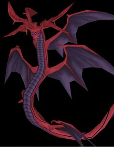 3D render of Samael from Shin Megami Tensei IMAGINE