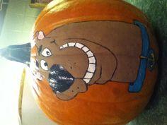 Pumpkin carving ideas on pinterest 48 pins - Outstanding kid halloween decorating design idea using scooby doo pumpkin carving ...