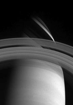 The rings of Saturn via Cassini
