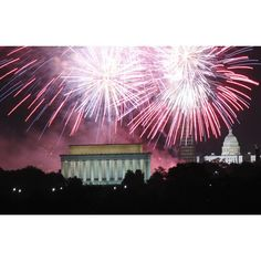 4th of July Washington DC 2 ❤ liked on Polyvore