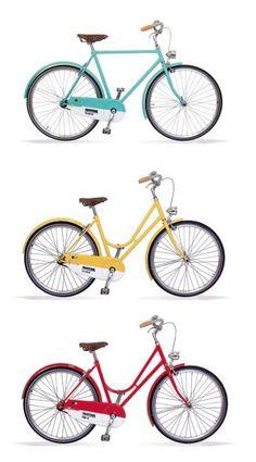 Pantone bikes: shut up and take my money!