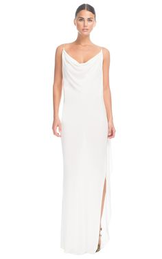 Angelic white...sometimes simple is just perfect...SS13 from Vionnet