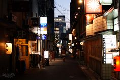 streets of Kyoto 6 by LunaFeles