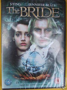 THE BRIDE DVD Sting/Jennifer Beals/Cary Elwes SEALED 5050582379044   eBay