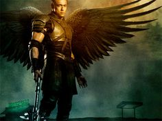 Gabriel, archangel, from the movie, Legion (2009) - played by Kevin Durand