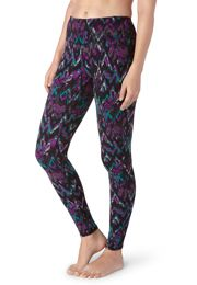 legging with zigzag