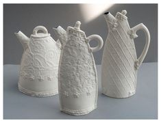 Pottery Teapots, Teapots And Cups, Ceramic Teapots, Ceramic Clay, Hand Built Pottery, Slab Pottery, Ceramic Pottery, Pottery Art, Pottery Techniques
