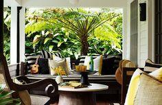 Trópusi lakásdekoráció – mit és honnan?