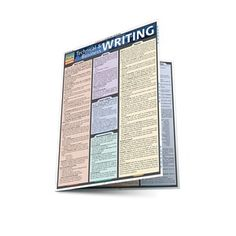 Home Based Internet Business Laminated Reference Guide Research Writing, Academic Writing, Writing Tips, Writing A Business Plan, Business Planning, Business Management, Business Ideas, Creating A Business, Starting Your Own Business