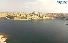 Live Cam Valletta from the Fortina SPA Resort