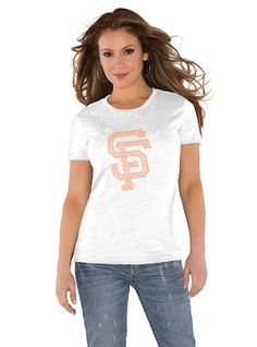 Giveaway Alert: TSR and Touch have teamed up to give away a piece from the 2012 Spring Line to not one, not two, but THREE lucky readers! Each winner will receive this Touch Rhinestone Tee (available in black or white) in your NFL, MLB or NHL team of choice! Click for details on how to enter!