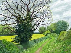 Buy Caulkleys Bank, Hovingham, North Yorkshire, Digital Art (Giclée) by Jeff Parker on Artfinder. Discover thousands of other original paintings, prints, sculptures and photography from independent artists.