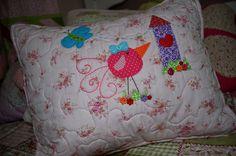 Almofadinha sonho de Anninha by Maria Sica, via Flickr