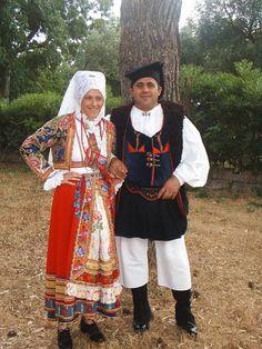 Costume tipico - Ollolai