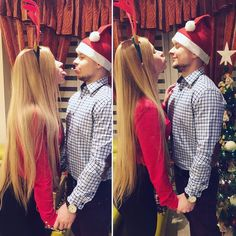 All I want for Christmas is YOU ❤️👫🎄 #couple #relationshipgoals #christmastime #love #wszystko