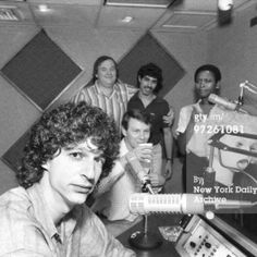 The Howard Stern Show, once upon a time.