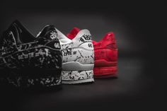 ASICS Gel Lyte III Marble Injection Pack