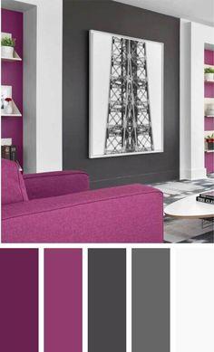 Modern Living Room Colors, Living Room Color Schemes, Beautiful Living Rooms, Living Room Designs, Living Room Decor, Living Area, Room Paint Colors, Paint Colors For Living Room, Color Palette For Home