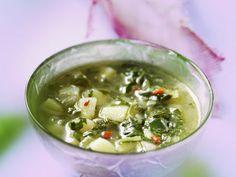 Rezept: Mangold-Gemüse-Suppe