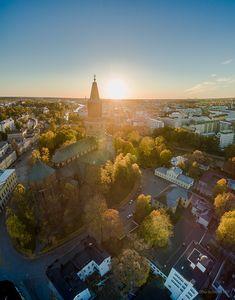 Mika Kurkilahti (@MikaKurkilahti) | Twitter Cityscapes, Creative Director, Finland, Airplane View, Pop Culture, Twitter, Artist, Photos, Pictures