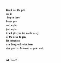 Sometimes.......
