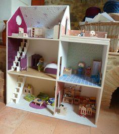\lėlių namas Doll house