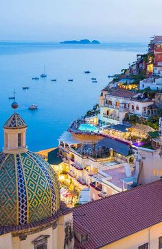 Amalfi Coast - Italy Destinations and European Vacations