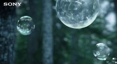 Ultra HD Cameras CaptureBeautiful Ice Bubbles Freezing in Mid-Air