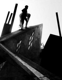The Cabinet of Dr. Caligari [Robert Wiene, 1920]