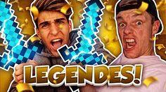 EGG WARS LEGENDES! - YouTube