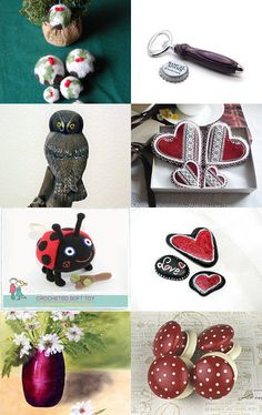 love pudding  by Ali B on Etsy--Pinned with TreasuryPin.com #integritytt